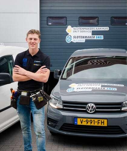 Burglary protection Rotterdam
